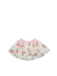 MONNALISA - Cotton skirt