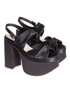 Vivienne Westwood  - Satin sandals