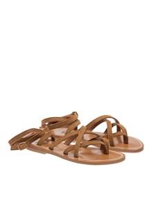 K.JACQUES - Zenobie F cc sandals