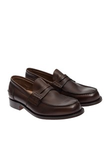 Church's - Leather moccasins