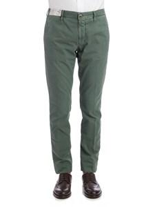 Incotex - Cotton stretch trousers