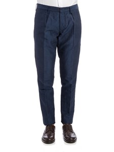 Incotex - Linen and cotton trousers