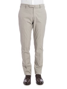 Incotex - Stretch cotton trousers
