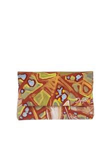 Deglupta - Small Bonsai clutch bag