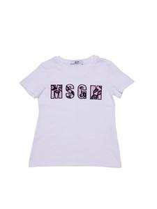 MSGM - Cotton t-shirt