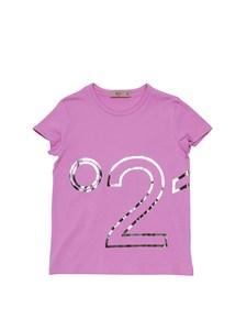 N°21 KIDS - Round neck T-shirt