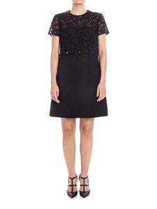 Valentino - Viscose and silk dress