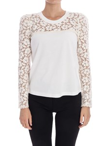 See by Chloé - Cotton blend top