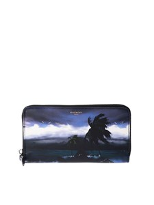Givenchy - Leather wallet