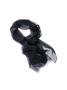 Valentino - Cashmere and silk scarf