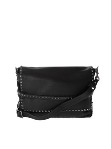 Valentino - Hammered leather bag