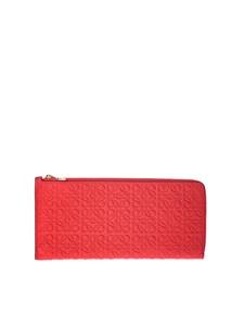 LOEWE - Leather wallet