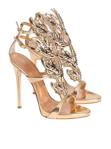 Giuseppe Zanotti - Leather sandals