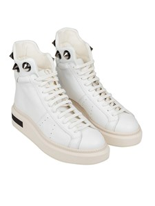Manuel Barcelò - Leather sneakers