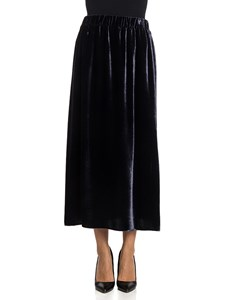 Ermanno by Ermanno Scervino - Viscose and silk skirt