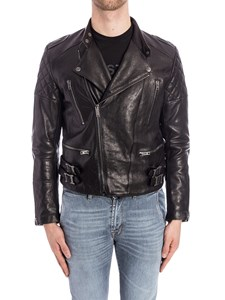 Moschino - Leather jacket
