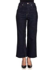 Stella Jean - 5 pockets jeans