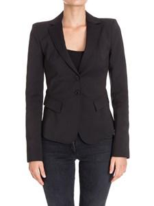 PATRIZIA PEPE - Cotton blend jacket