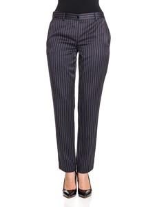 PATRIZIA PEPE - Pinstriped pants