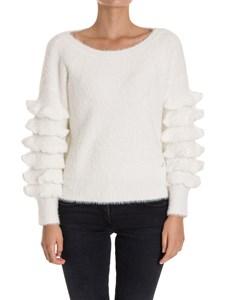 PATRIZIA PEPE - Fringed sweater