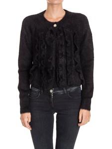 PATRIZIA PEPE - Fringed jacket
