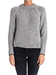 (nude) - Round neck sweater