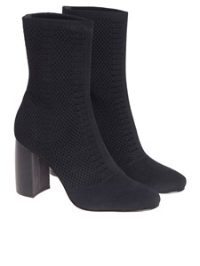 WHAT FOR - Fabric ankle boots