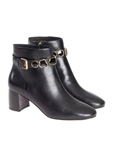 WHAT FOR - Leather ankle boots