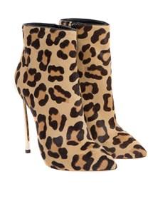 Casadei - Calfhair ankle boots
