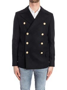 Balmain - Wool coat