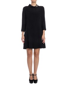 Ermanno by Ermanno Scervino - Round neck dress