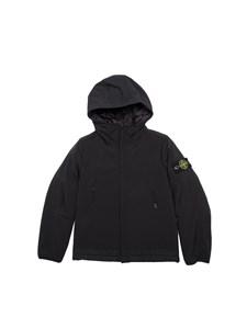 STONE ISLAND JUNIOR - Padded jacket