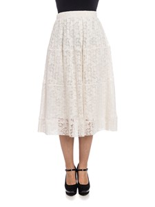 See by Chloé - Lace skirt