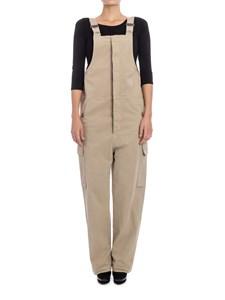 See by Chloé - Stretch cotton overall
