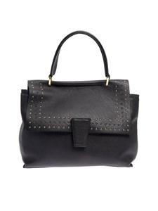GIANNI CHIARINI - Hammered leather bag