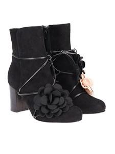 Pokemaoke - Suede boots