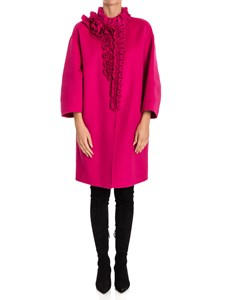 Ermanno Scervino - Wool and angora coat