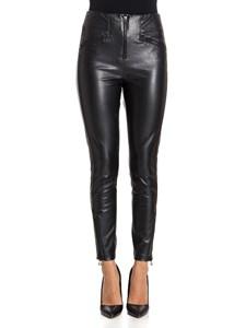 Ermanno Scervino - Eco-leather trousers