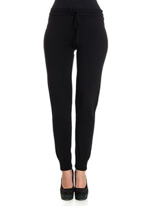Kangra Cashmere - Wool and silk trousers