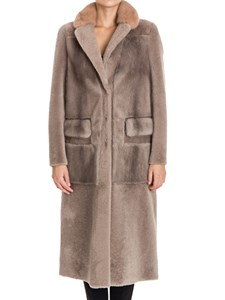 BLANCHA - Fur jacket