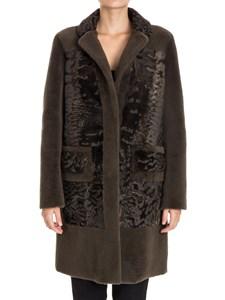 BLANCHA - Shearling coat