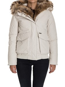 Woolrich - Military Bomber down jacket