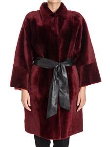 DROMe - Shearling coat