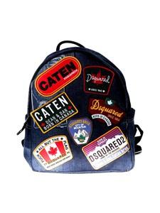 Dsquared2 - Denim backpack