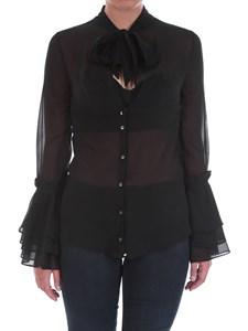LA PERLA - Silk shirt