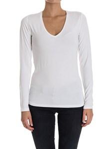 MAJESTIC FILATURES - Soft-touch viscose T-shirt