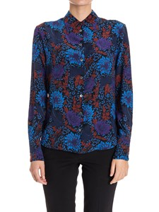 True Royal - Silk shirt