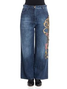 Alberta Ferretti - 5 pockets jeans