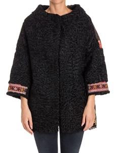 IBRIGU - Astrakan coat