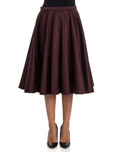 ROCHAS - Flared skirt